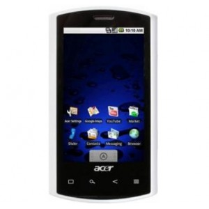 communicator Acer Liquid E S100 Froyo